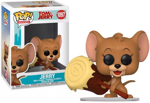 Funko Tom and Jerry POP! Jerry Vinyl Figure #1097