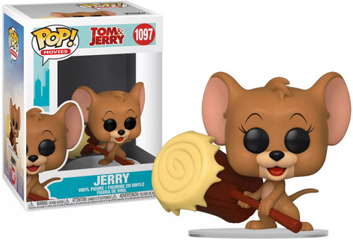 Funko Tom and Jerry POP! Jerry Vinyl Figure (Pre-Order ships June)