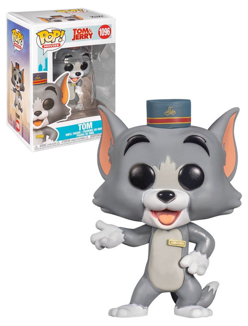 Funko Tom and Jerry POP! Tom Vinyl Figure (Pre-Order ships June)