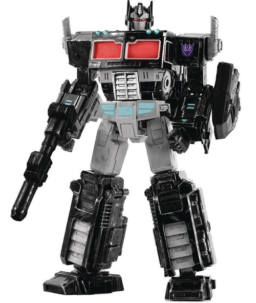 """Transformers Nemesis Prime 10-Inch 10"""" Deluxe Scale Figure (Pre-Order ships September)"""