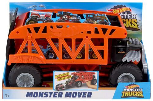 Hot Wheels Monster Trucks Monster Mover [Orange]