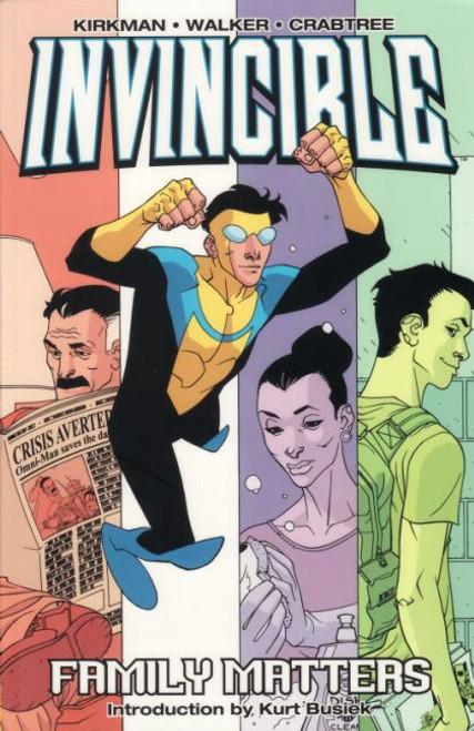 Image Comics Invincible Family Matters Trade Paperback #1