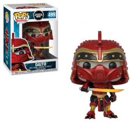Funko Ready Player One POP! Movies Daito Vinyl Figure #499 [Damaged Package]