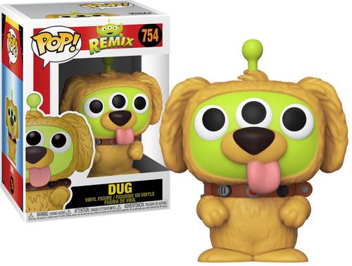 Funko Disney / Pixar POP! Disney Alien as Dug Vinyl Figure [Damaged Package]