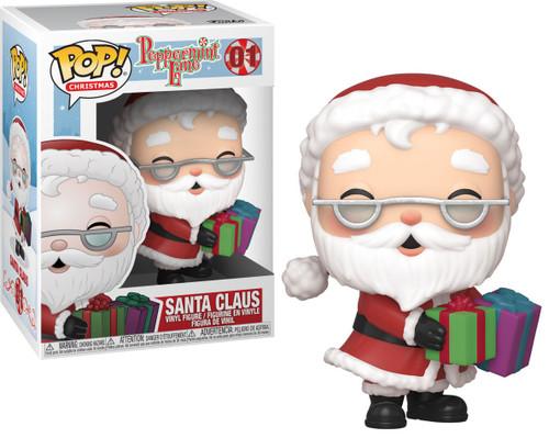 Funko Holiday POP! Santa Claus Vinyl Figure [Damaged Package]