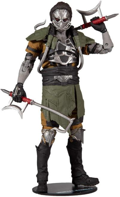 McFarlane Toys Mortal Kombat 11 Series 6 Kabal Action Figure [Hooked Up Skin]