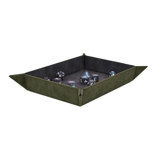 Ultra Pro Emerald Foldable Dice Tray (Pre-Order ships July)