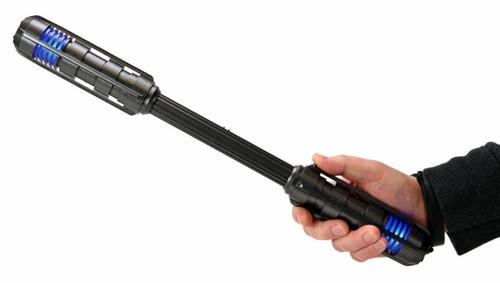 "NECA DC Batman Arkham City Nightwing's Escrima Stick Prop Replica [Springs Open to 18"" Long!] (Pre-Order ships June)"