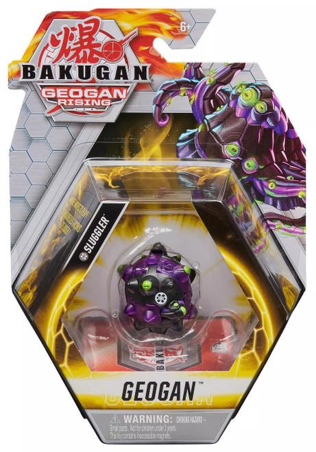 Bakugan Geogan Rising Sluggler Single Figure & Trading Card