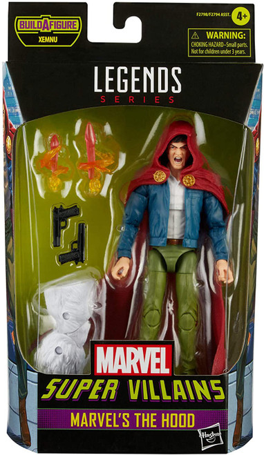 Super Villains Marvel Legends Xemnu Series The Hood Action Figure (Pre-Order ships August)