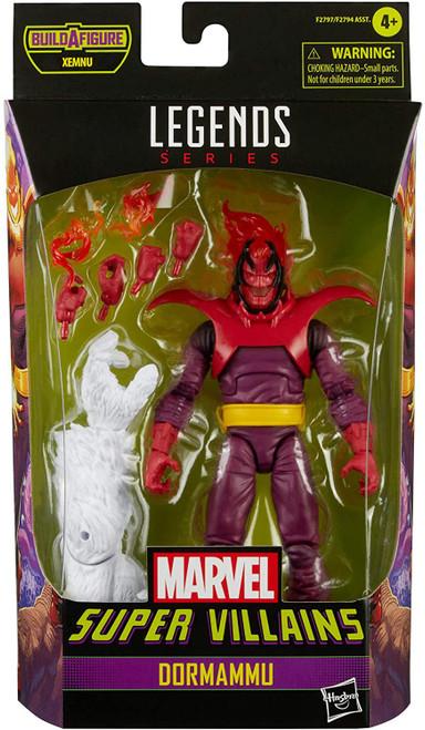 Super Villains Marvel Legends Xemnu Series Dormammu Action Figure (Pre-Order ships August)