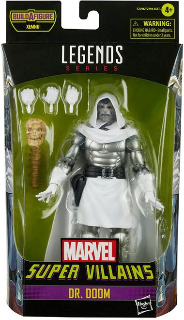 Super Villains Marvel Legends Xemnu Series Dr. Doom Action Figures (Pre-Order ships August)