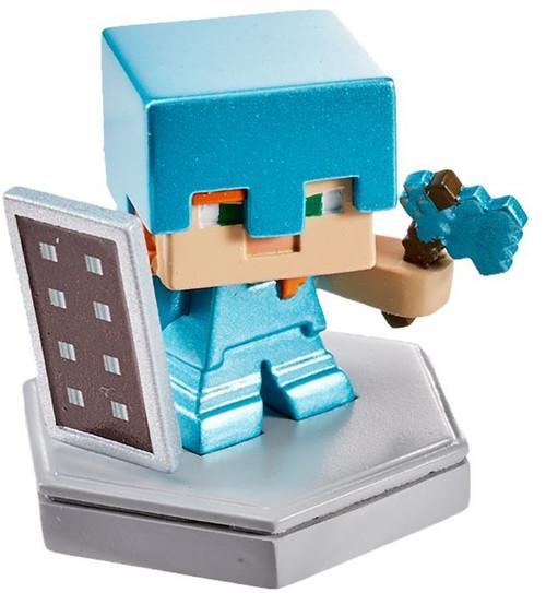 Minecraft Earth Defending Alex Minifigure [Loose]