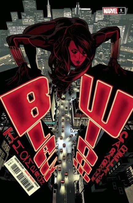 Marvel Black Widow, Vol. 9 #5 Comic Book