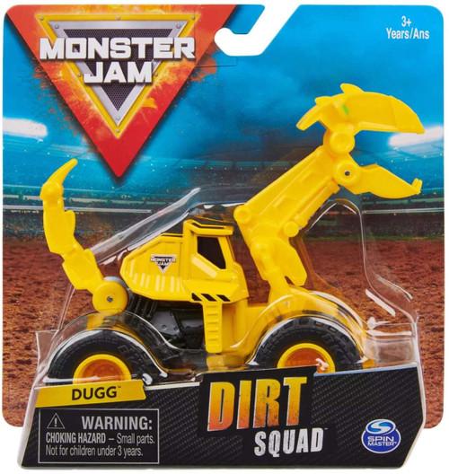 Monster Jam Dirt Squad Dugg Diecast Car