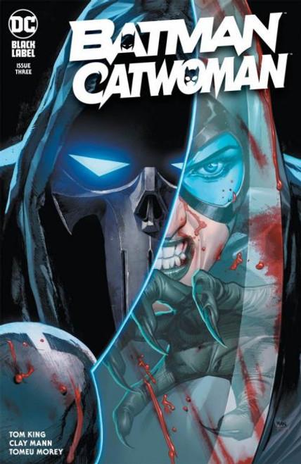 DC Comics Batman / Catwoman #3 Comic Book