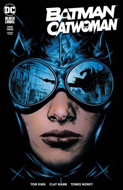 DC Comics Batman / Catwoman #3 Comic Book [Charest Variant]