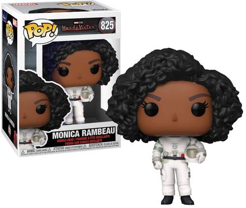 Funko WandaVision POP! Marvel Monica Rambeau Vinyl Figure #725 (Pre-Order ships August)