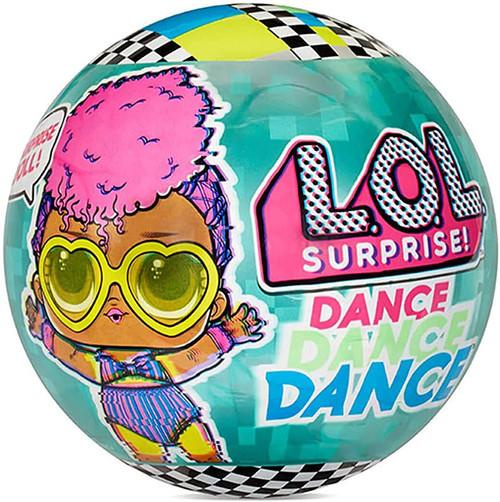 LOL Surprise Dance Dance Dance! Big Sister Mystery Pack [Black Light Surprise!]