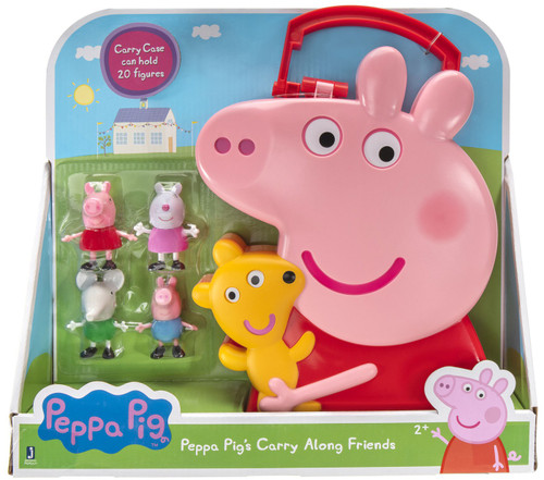 Peppa Pig's Carry Along Friends