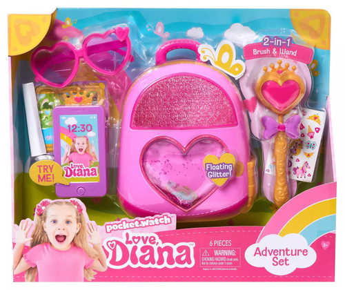 Love, Diana Adventure Set Playset