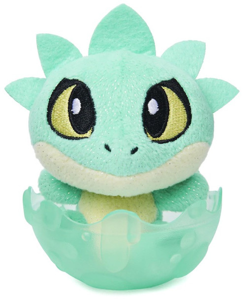 How to Train Your Dragon The Hidden World Baby Summer 3-Inch Egg Plush