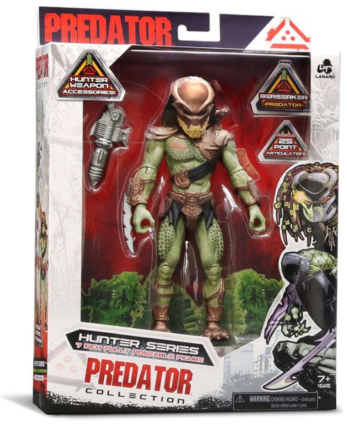 Hunter Series Berserker Predator Exclusive Action Figure