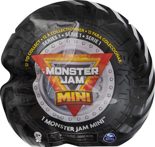 Monster Jam Mini Series 1 Mystery Pack