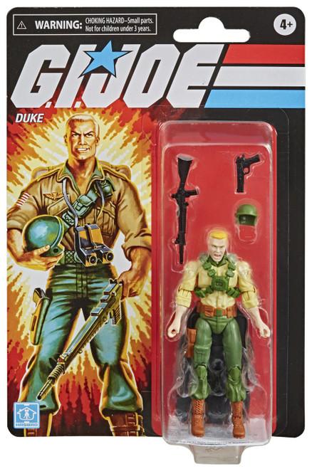 GI Joe Retro Collection Duke Exclusive Action Figure