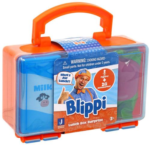 Blippi Lunch Box Surprise Mystery Pack [Orange]