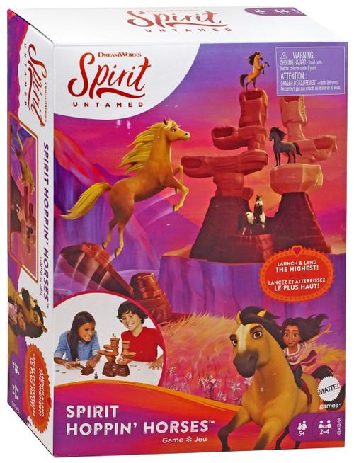 Spirit Untamed Spirit Hoppin' Horses Game