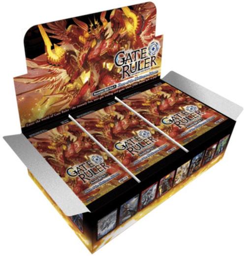 Daiyu Set 1 Gate Ruler: Dawn of the Multiverse Alliance Booster Box [36 Packs]