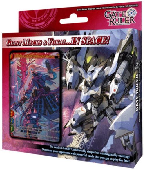 Daiyu Gate Ruler: Giant Mechs & Yokai IN  SPACEStarter Deck