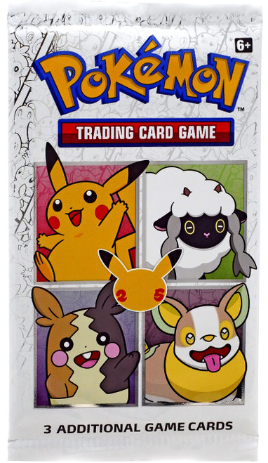Pokemon Trading Card Game 2021 General Mills Cereal Promo Booster Pack [3 Cards]