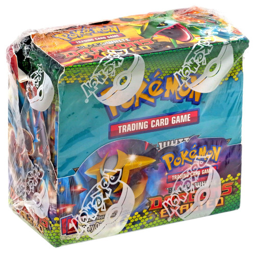 Pokemon Trading Card Game Black & White Dragons Exalted Booster Box