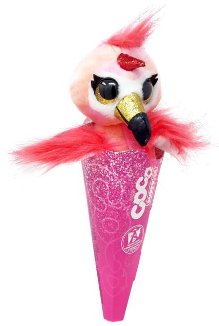 Coco Cones Surprise Hop Plush [Flamingo]