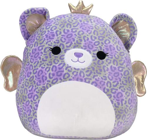 Squishmallows Ashlyn The Cheetah Fairy 16-Inch Plush