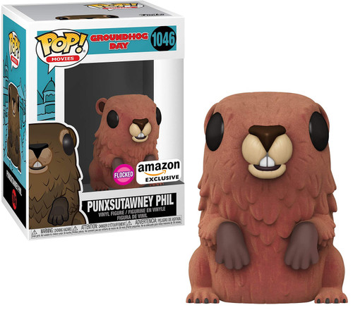 Funko Groundhog Day POP! Movies Punxsutawney Phil Exclusive Vinyl Figure #1046