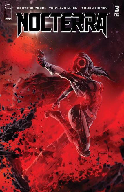 Image Comics Nocterra #3 Comic Book [Cover B Kudranski]