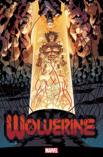 Marvel Wolverine #12 Comic Book