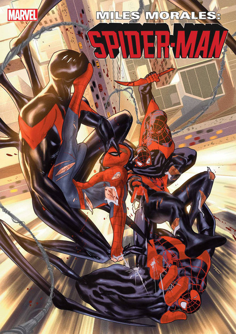 Marvel Miles Morales Spider-Man #26 Comic Book (Pre-Order ships May)