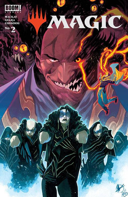 Boom! Studios Magic: the Gathering #2 Comic Book [Cover A Scalera] (Pre-Order ships May)