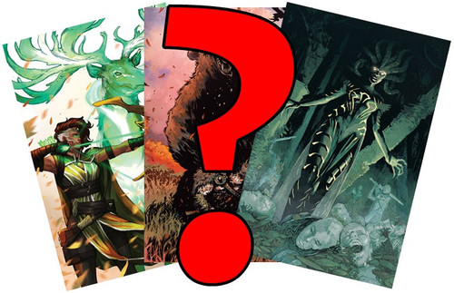 Boom! Studios Magic: the Gathering #2 Comic Book [Cover B Hidden Planeswalker Variant - Polybagged with 1 of 3 RANDOM covers] (Pre-Order ships May)