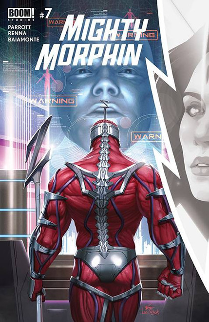 Boom Studios Mighty Morphin #7 Comic Book [Cover A Lee]