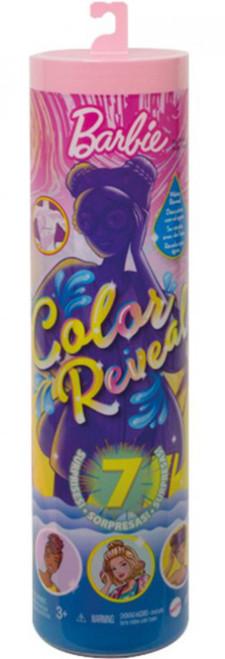 Color Reveal Summer Love Series Barbie Surprise Doll (Pre-Order ships April)
