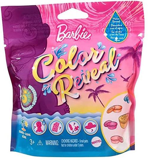 Barbie Color Reveal Summer Love Series Baby Surprise Doll [1 RANDOM Figure]