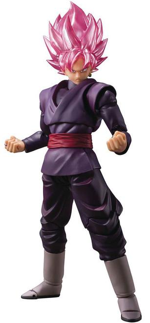 Dragon Ball S.H. Figuarts Goku Black Action Figure [Super Saiyan Rose] (Pre-Order ships September)