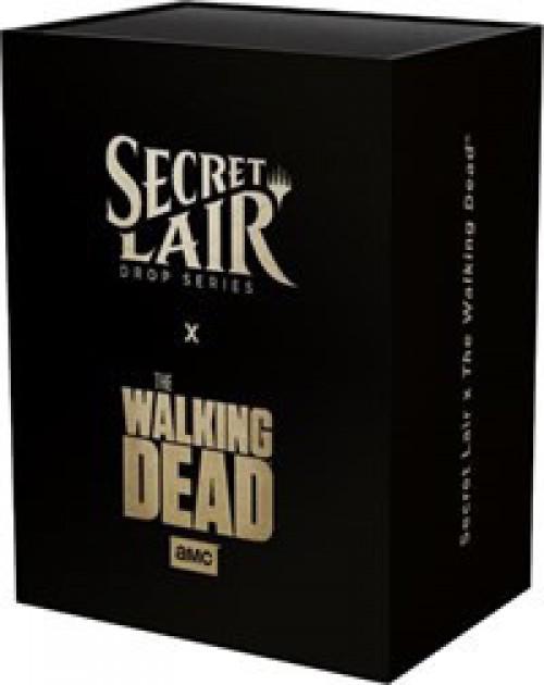 MtG The Walking Dead Secret Lair Drop Series