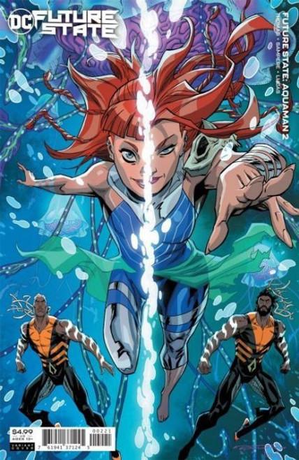 DC Comics Future State: Aquaman #2 Comic Book [Randolph Variant]