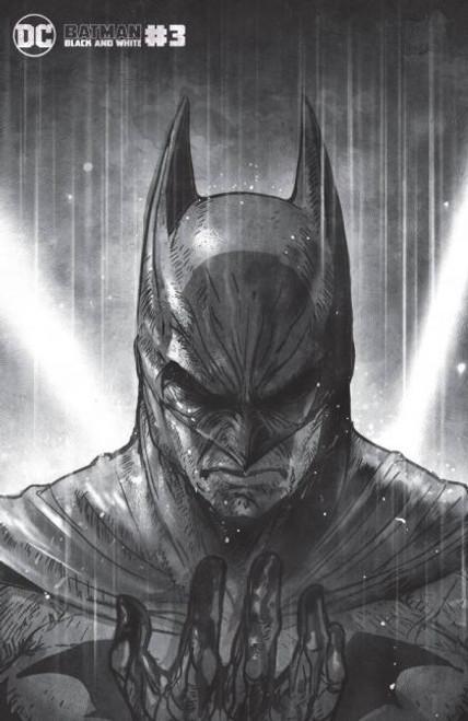 DC Comics Batman: Black & White, Vol. 3 #3 Comic Book [Sana Takeda Variant]